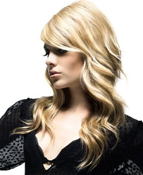 hair styles for barely there waves hair styles 2334
