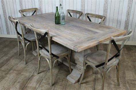 limed oak kitchen table distressed limed elm dining table white washed bleached