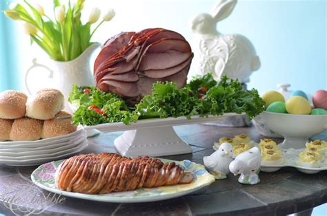 ham for easter honeybaked ham easter dinner and gift card giveaway create and babble