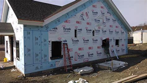 Benefits Of Exterior Foam Insulation  Home Construction