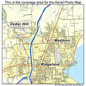 Madison Mississippi Map