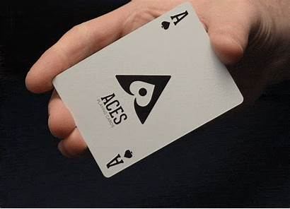 Aces Playing Poker Cards Card Games Deck