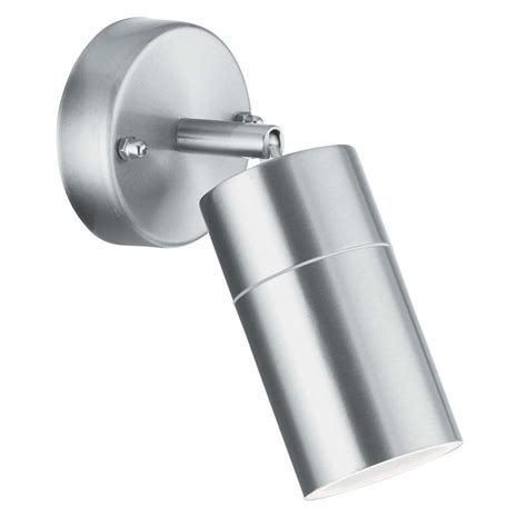 6411ss stainless steel outdoor directional wall light