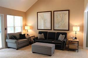 Paint ideas for living room with narrow space theydesign for How to paint the living room