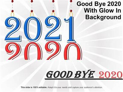 Bye Background Ppt Goodbye Glow Example Powerpoint