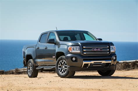 2015 Gmc Canyon Official Photos And Specs  Gm Authority