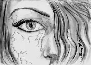 Sad Depression Drawings Easy