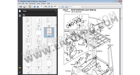 tcm forklifts parts catalogue
