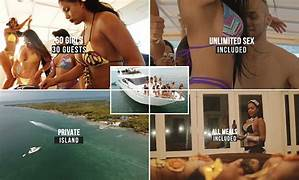 Sex Island holiday back with 'unlimited orgies' and 'drug-friendly prostitutes' Returns…