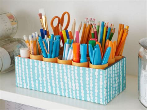 diy desk organizer 31 helpful tips and diy ideas for quality office organisation