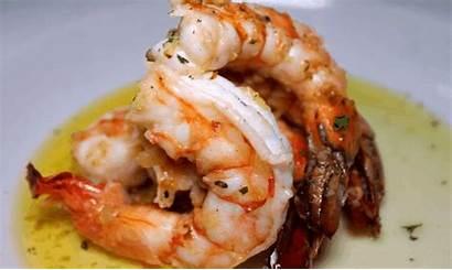 Shrimp Vallarta Restaurant Seafood Complemented Spectacular Banderas