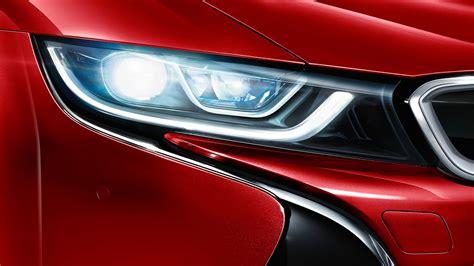 Bmw I8 Celebration Edition Protonic Red Wallpaper  Hd Car