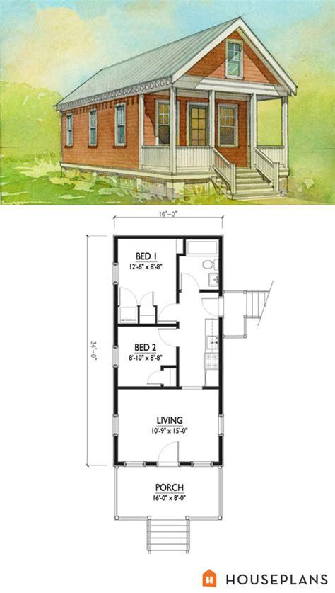 1 bedroom cottage floor plans cottage style house plan 2 beds 1 baths 544 sq ft plan