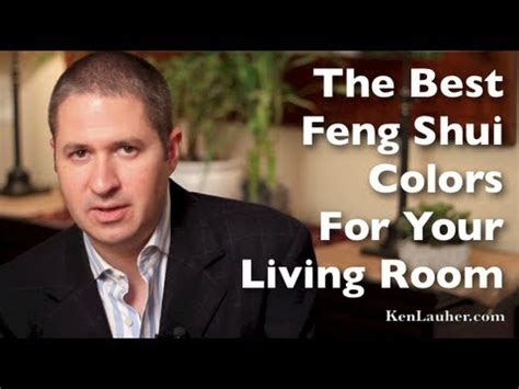 feng shui living room colors youtube