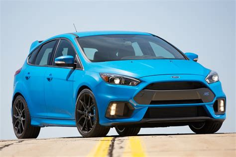 ford focus rs pricing  sale edmunds