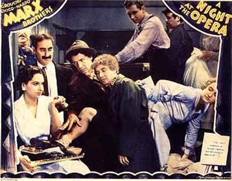 A Night at the Opera (1935) - The Marx Brothers