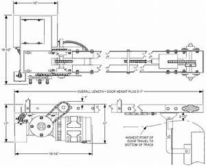 Power Master Overhead Door Operator Gt Model