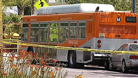 Suspect Named Fatal Shooting Metro Bus Driver