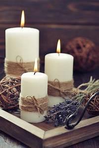Kerzen Verzieren Weihnachten : kerzen deko ideen ~ Eleganceandgraceweddings.com Haus und Dekorationen