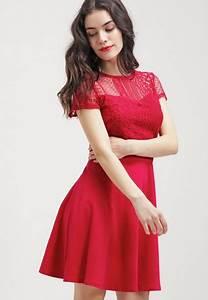 Robe Rouge Mariage Invité : robe rouge pour invit mariage ~ Farleysfitness.com Idées de Décoration
