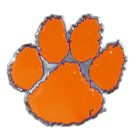 clemson tiger paw wallpaper wallpapersafari