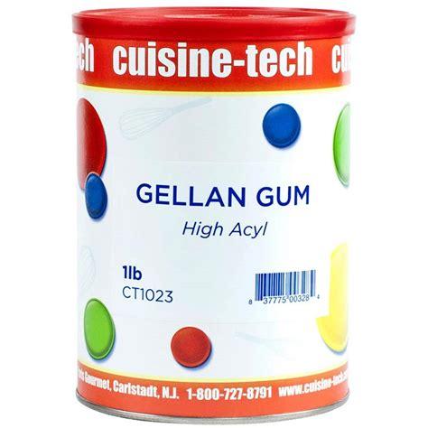 cuisine high tech gellan gum high acyl by cuisine tech from buy