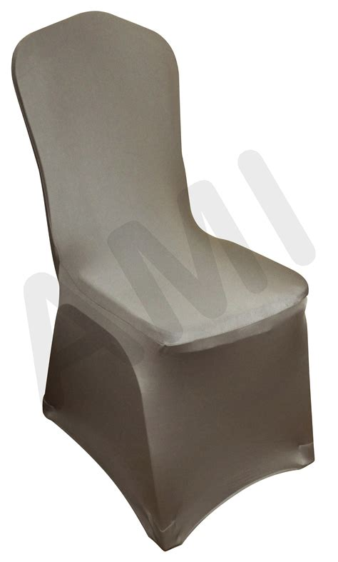 premium spandex lycra banquet chair covers wedding black