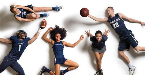 student athlete experience george fox journal