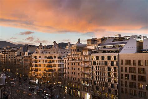 hotel barcelone dans la chambre hôtel 4 étoiles dans le centre ville de barcelone hôtel
