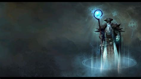 Awesome Wizard Wallpaper