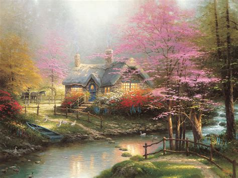Kinkade Cottage by Cottages