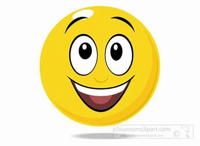 Emotions Clipart Face Surprise Expression Smiley Character