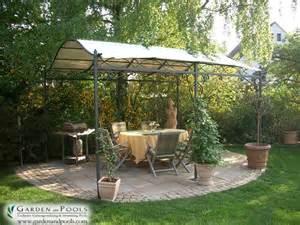 Massiver carport pavillon terrassenuberdachung pergola gazeb in berlin handwerk hausbau for Terrassenüberdachung pavillon