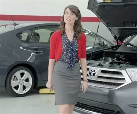 In Toyota Commercial by Jan From Toyota Commercials Before And After
