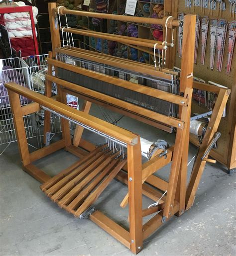pre owned leclerc weaving looms  accessories gently