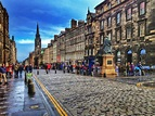 Royal Mile, Edinburgh, Scotland - Traveldigg.com