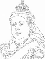 Victoria Queen Coloring Pages Colouring Elizabeth Era Sheets Adult Victorian British sketch template