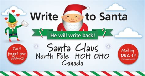 canada post  twitter letters  piling   santas