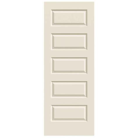 jeld wen      rockport primed smooth molded composite mdf interior door slab