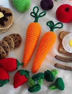 Spielsachen Selber Nähen : h kel gem se obst brot spiegeleier spielsachen selber machen pinterest spiegelei ~ Markanthonyermac.com Haus und Dekorationen