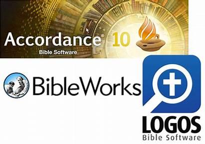 Bible Software Bibleworks Accordance Logos Et Al
