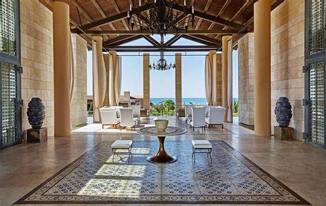 romanos  luxury collection resort costa navarino gtp