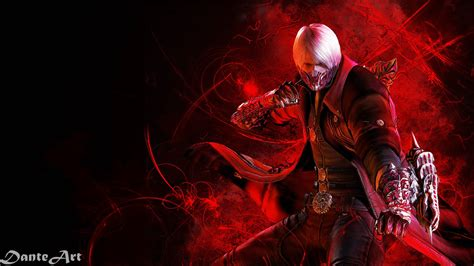 May Cry Anime Wallpaper - may cry dante wallpapers wallpaper cave