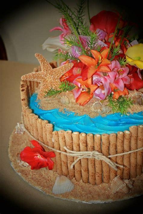 hawaiian birthday party hawaiian birthday cakes