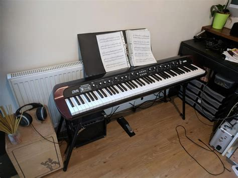 In addition to all of this, our qualified and diverse teaching staff provides the best private lessons for musicians of all ages. Rent Korg SV1-88 gorgeous electric stage piano (vintage sounds) in London (rent for £40.00 / day ...