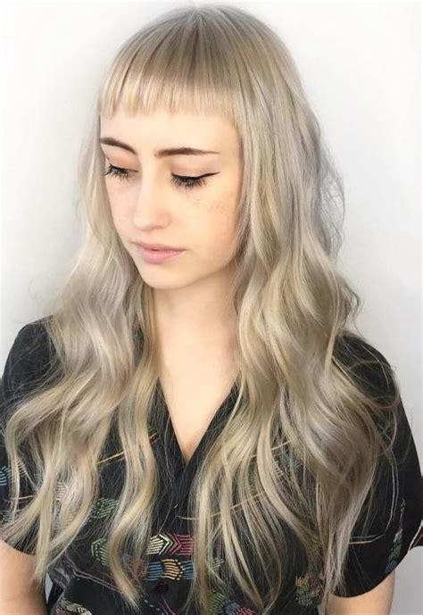 short baby bangs hairstyles    haircuts hairstyles  hair colors