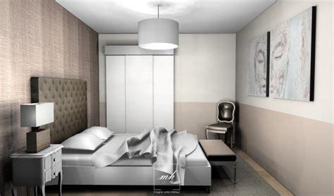 couleur pour une chambre d adulte chambre parentale cosy à brunoy mh deco