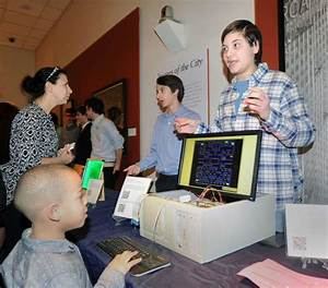 InLab students exhibit at Bruce Museum - NewsTimes