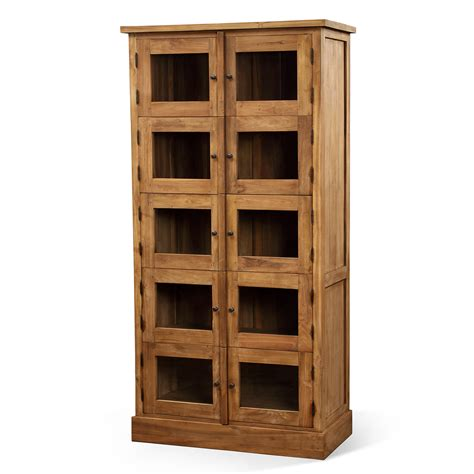 small wooden cabinets with doors furniture small wood dvd storage with glass doors and