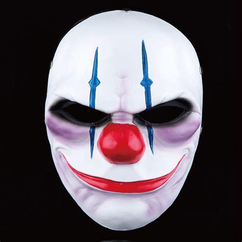 Payday 2 Halloween Masks 2015 by Aliexpress Com Comprar H D Resina Payday 2 Cadenas De